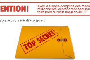 Le Liste Secrète Anti Coronavirus