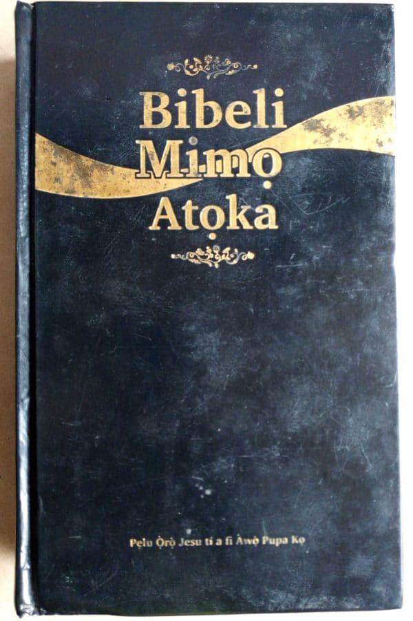 Bibeli Mimo Atoka ordinaire