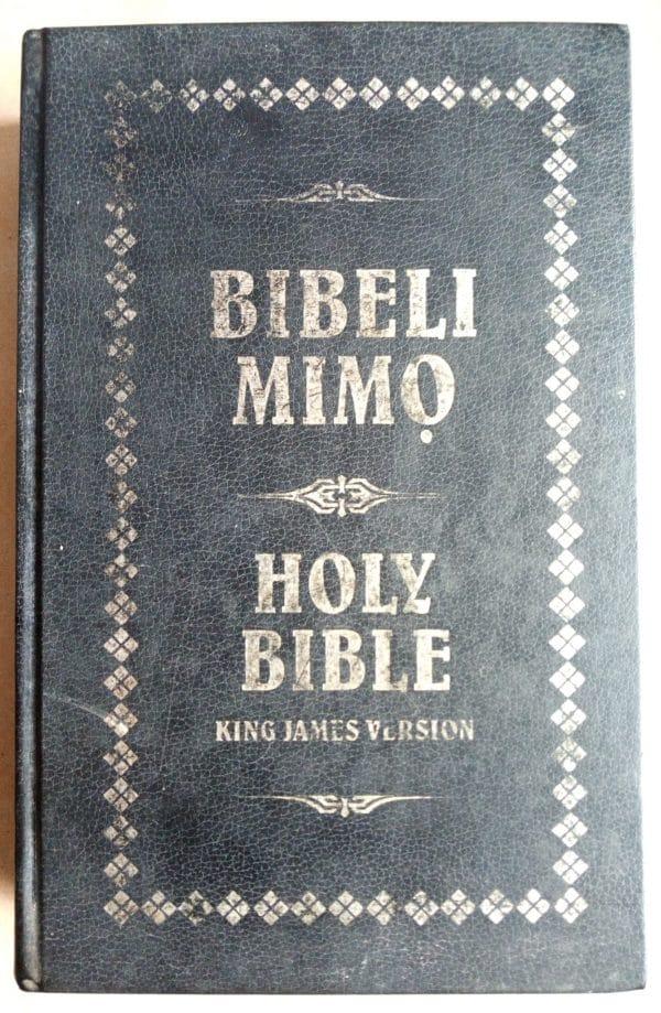 Bibeli Mimo Holy Bible King James Version