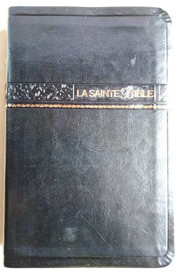 Bible Louis Segond onglet doré