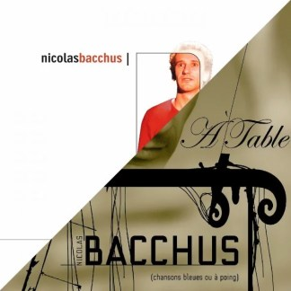 PROMOTION PACK 2 Albums Bacchus