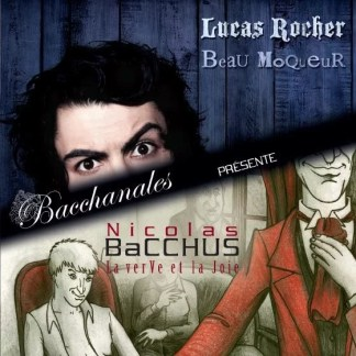PROMOTION PACK Bacchus / Lucas Rocher