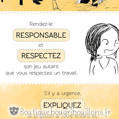 Extrait 1 Affiche Les petits outils du quotidien - Partir d'un lieu apprécié par l'enfant