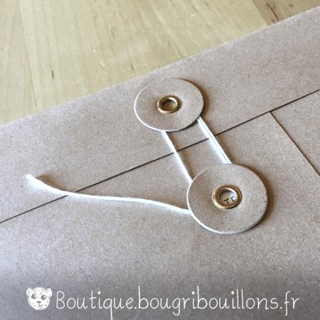 Étui 6 fiches allaitement - œillets - Bougribouillons