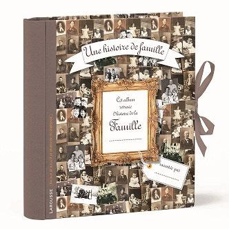 Livre Mon Album De Famille CDIP Boutique Logiciel De