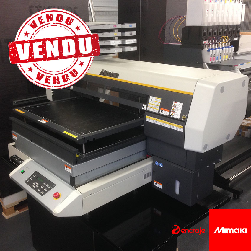 mimaki ujf 6042 d occasion