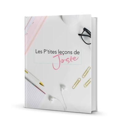 Les P'tites leçons de Josée- un ebook contenant des capsules de grammaire de français