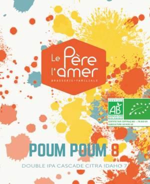 Poum Poum 8 - Double IPA BIO