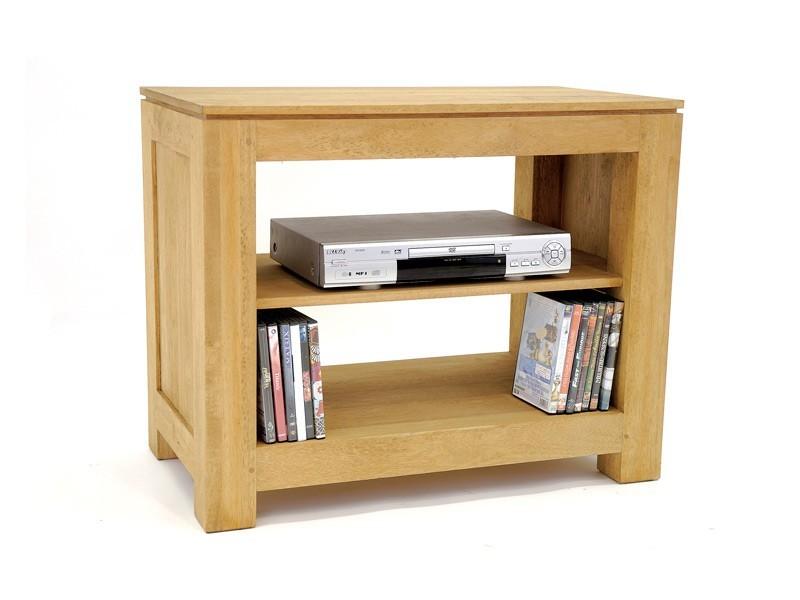 petit meuble tv ouvert holly 1 etagere