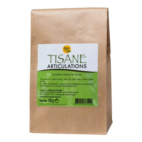 Tisane articulations