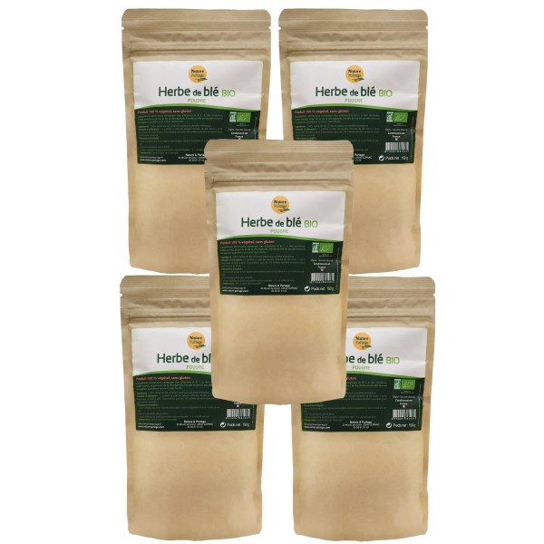 pack herbe de blé 150g