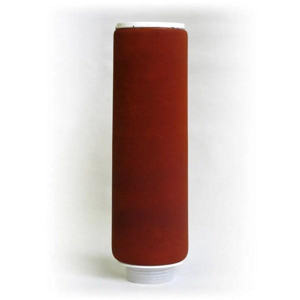 Cartouche pour filtre à eau sur évier