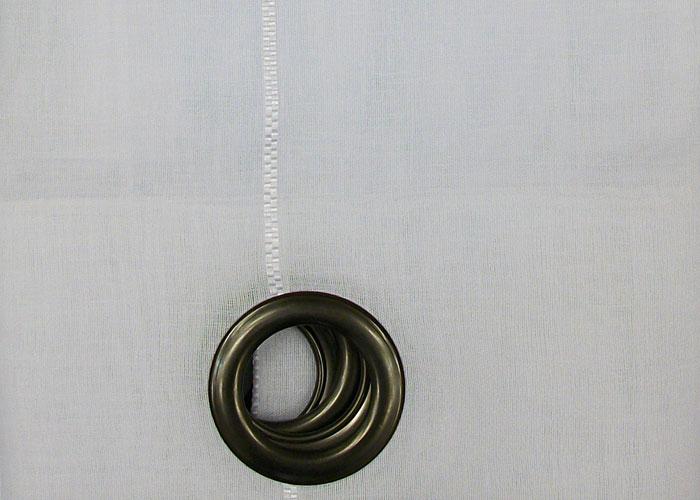 rideau voilage grande largeur calvi 240x260 cm
