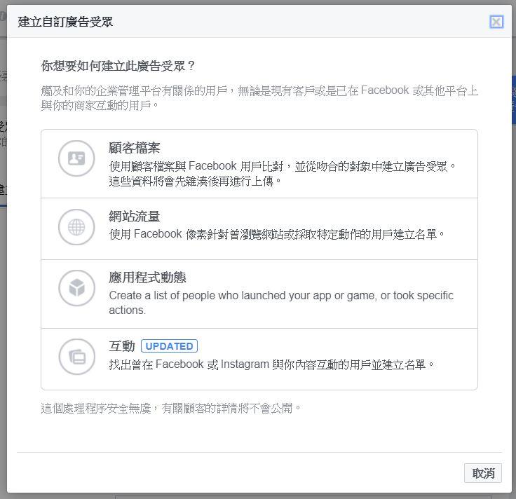 Facebook廣告投放技法運用活動優惠再行銷2 Facebook廣告投放技法─運用活動優惠再行銷