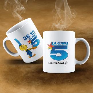 Mug 3615 La Cinq