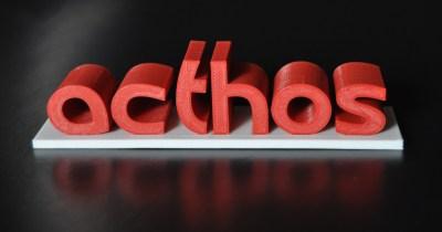 Logo Acthos
