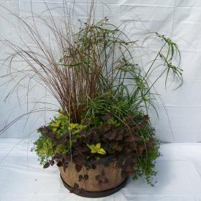 Pot style baril