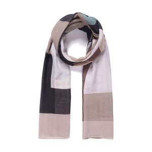 Foulard XL multicolore