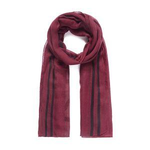 Foulard XL rouge et noir