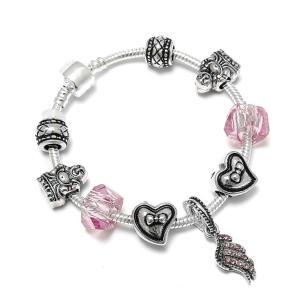 Bracelet charms rose