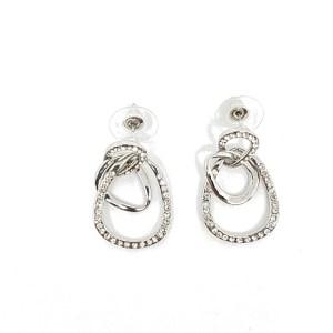 Boucles d'oreilles anneaux multiples