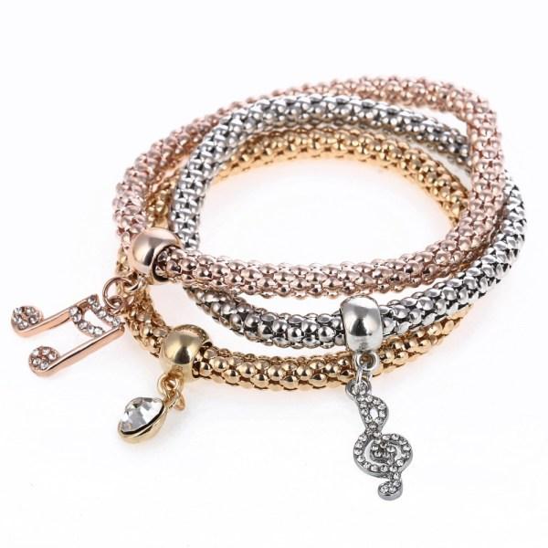 bracelet charms musique2