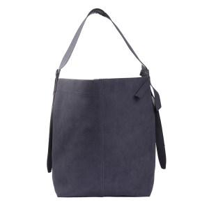 sac shopping gris