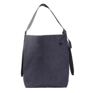 sac shopping gris