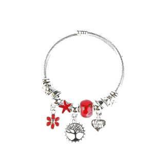 Bracelet rouge arbre de vie