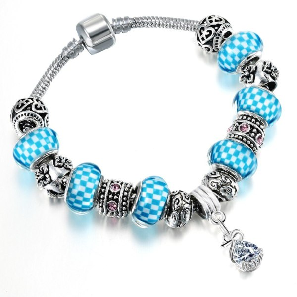 bracelet charms damier
