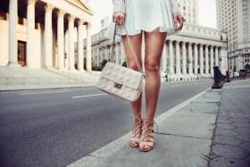 sac à main et tenue