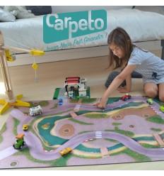carpeto tapis de jeu