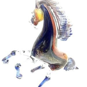 cavallo vetro murano