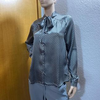blouse cravatte dea kudibal