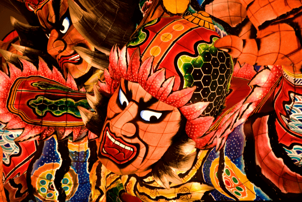 When Is The Best Time To Visit Japan Aomori Nebuta Matsuri Festival Float Summer