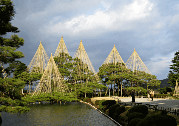 Kanazawa one of japan 39 s most historic well preserved cities for Jardin kenrokuen