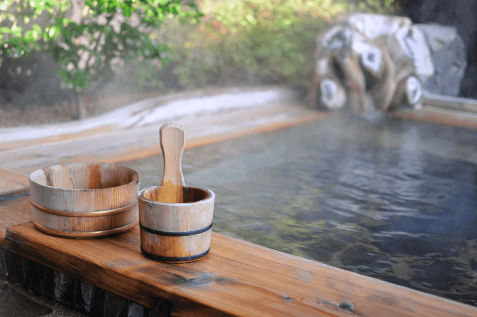 Onsen (hot springs). Two Weeks in Japan, A Perfect Itinerary by Boutique Japan
