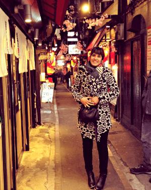 Boutique Japan Featured Travelers Tokyo Shinjuku alley bars