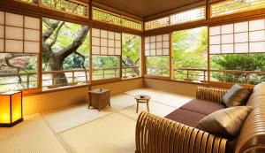 HOSHINOYA Kyoto Tsuki Twin Corner Suite