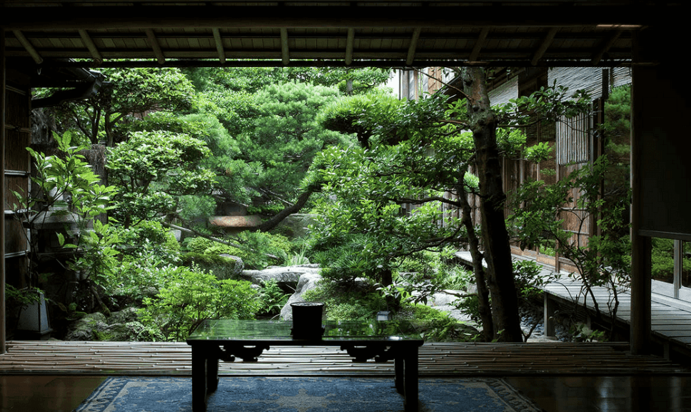 Staying in a ryokan, such as the luxurious Nishimuraya Honkan in Kinosaki Onsen, is one of our top 5 things to do in Japan