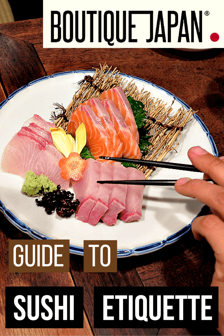 Love sushi? If you're planning to eat at a high-end sushi shop in Japan, make sure you're aware of these essential sushi etiquette tips and taboos.