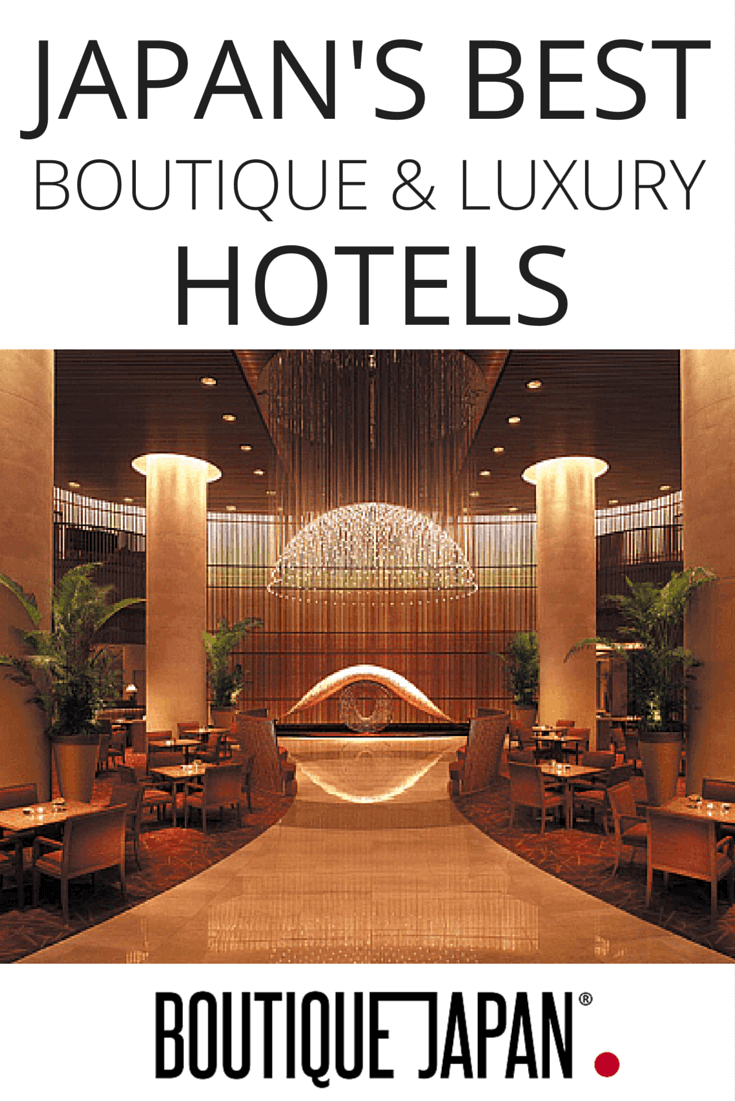 Japan 39 s best boutique luxury hotels for Best boutique hotels in the world