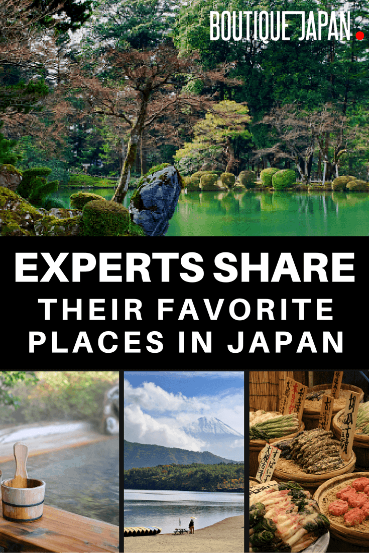 We asked our favorite Japan experts to share their favorite places in Japan, and compiled their insights into an incredible list of places to visit in Japan.