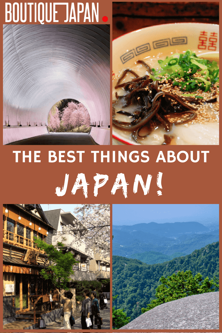 What are the best things about Japan? We fell in love with this amazing country for the same reasons our travelers do. Find out why!