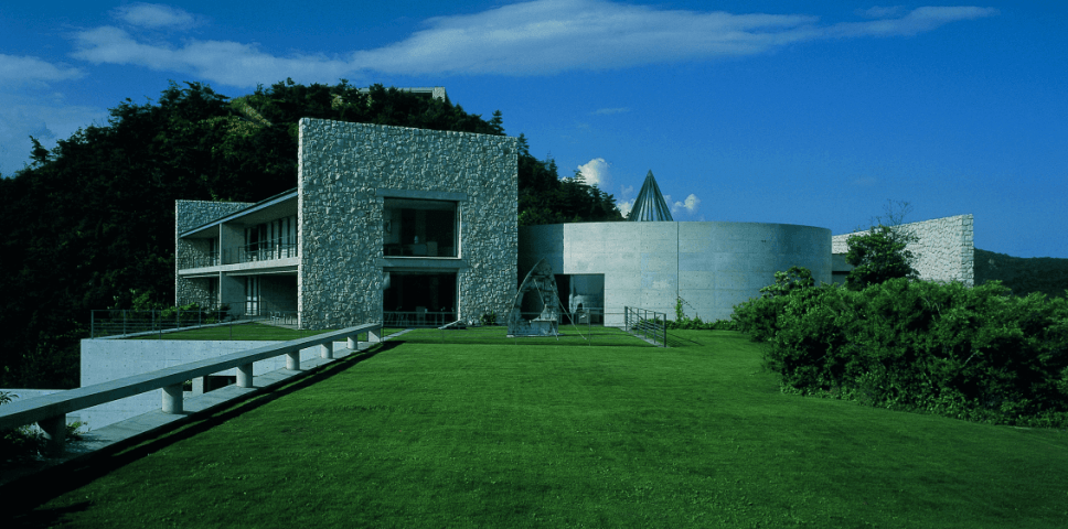Benesse House Museum and Hotel Naoshima Japan
