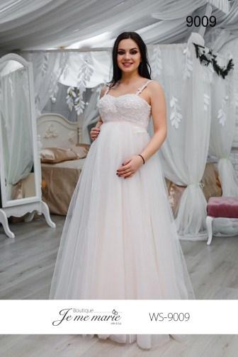 Robe de mariée (disponible en ivoire et rose blush)