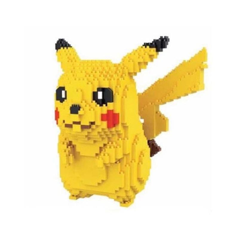 lego pokemon pikachu 15cm