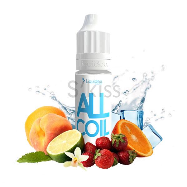 E-liquide All Coil par Liquideo