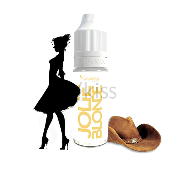 E-liquide Jolie blonde blond light par Liquideo