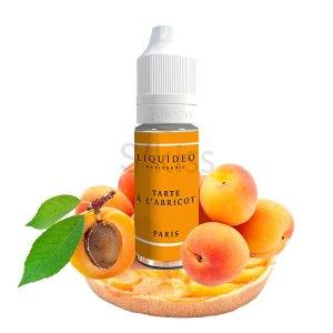 Tarte à l'abricot – Liquideo Tentation